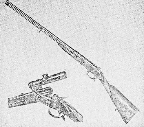 Ружье ИЖ-56 «Белка-3»