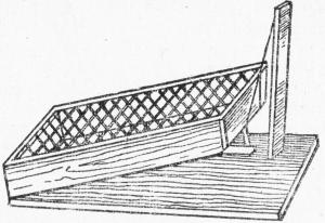 Ловушка на ондатру А.Я. Трокина