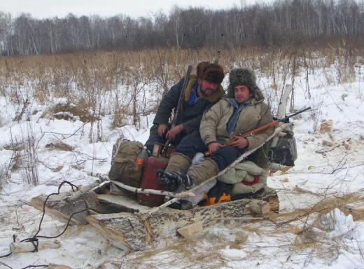 Пьяные охотники