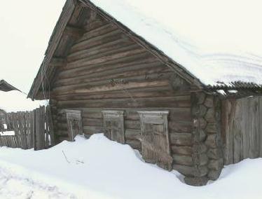 Дом Холодка
