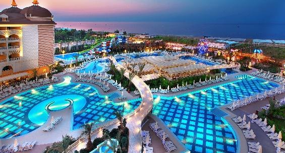 Турция. Бронирование отелей для отдыха с детьми